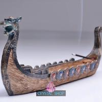 incense stick holder wooden