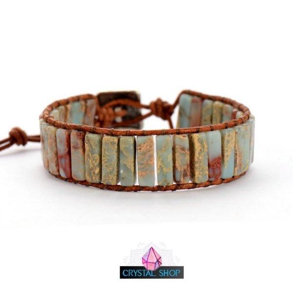 Turquoise Bead Bracelet